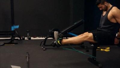 DB LEG EXTENSION – BANDED LEG EXTENSION